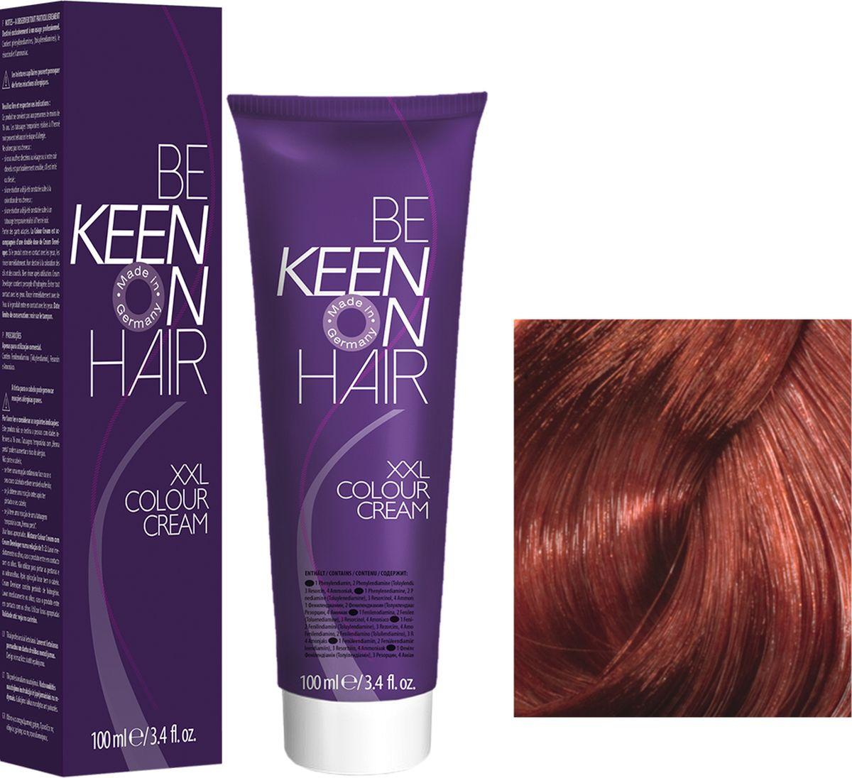 Keen Краска для волос 0.4 Медный Mixton Kupfer, 100 мл12000412МИКСТОНА используют для:Усиления интенсивности соответствующих цветовых нюансовКорректировки цветаИзменения направления цвета