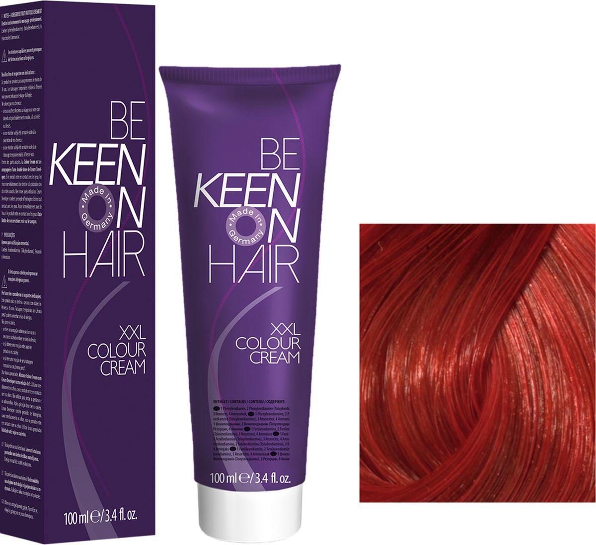 Keen Краска для волос 0.5 Красный Mixton Rot, 100 мл12000512МИКСТОНА используют для:Усиления интенсивности соответствующих цветовых нюансовКорректировки цветаИзменения направления цвета