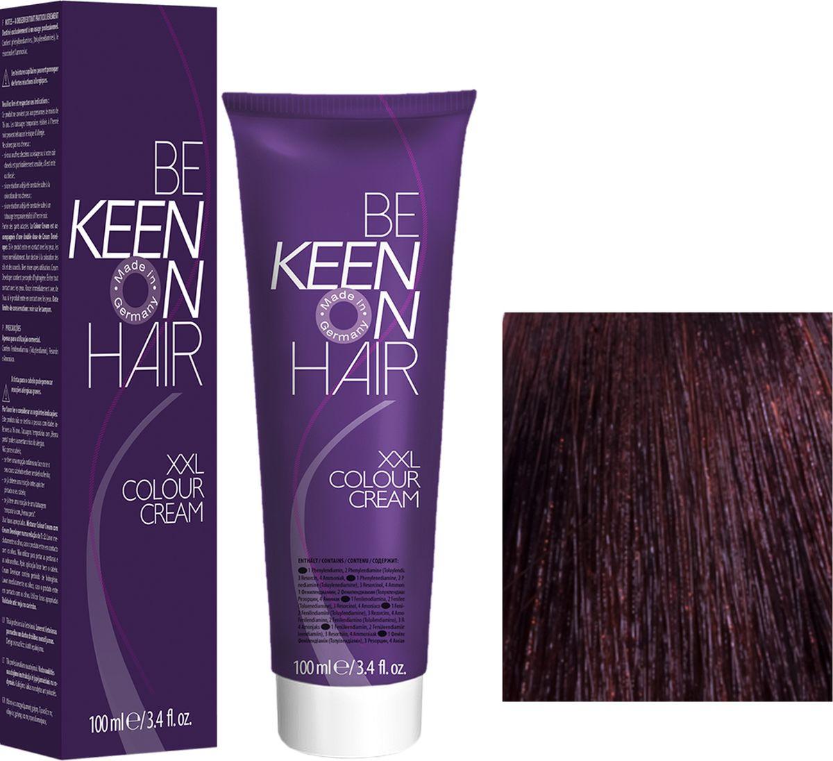 Keen Краска для волос 0.6 Фиолетовый Mixton Violett, 100 мл69100005МИКСТОНА используют для:Усиления интенсивности соответствующих цветовых нюансовКорректировки цветаИзменения направления цвета