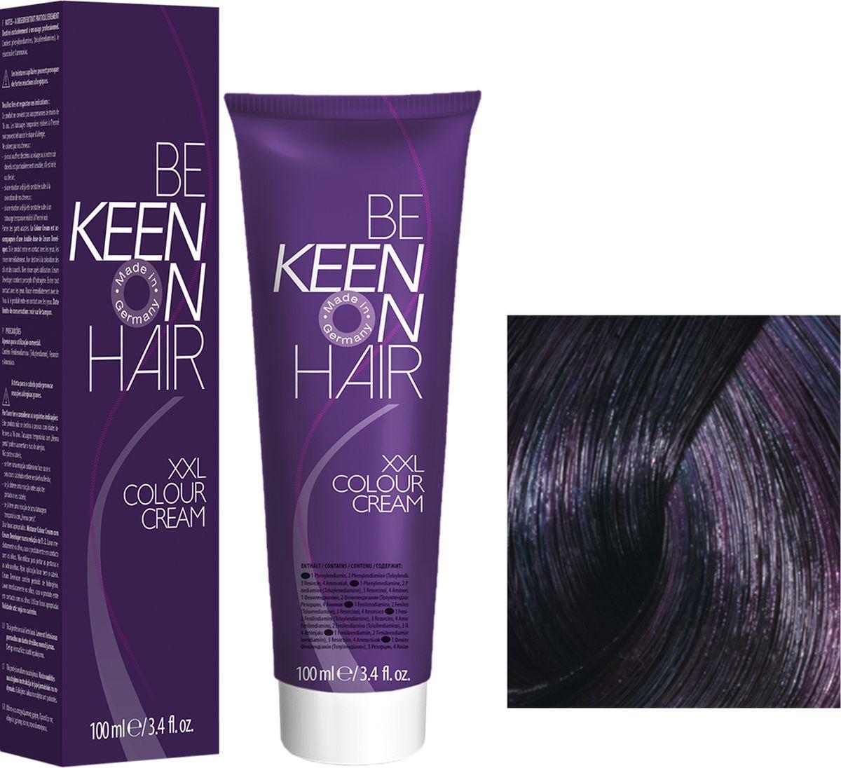 Keen Краска для волос 0.8 Синий Mixton Blau, 100 мл69100007МИКСТОНА используют для:Усиления интенсивности соответствующих цветовых нюансовКорректировки цветаИзменения направления цвета
