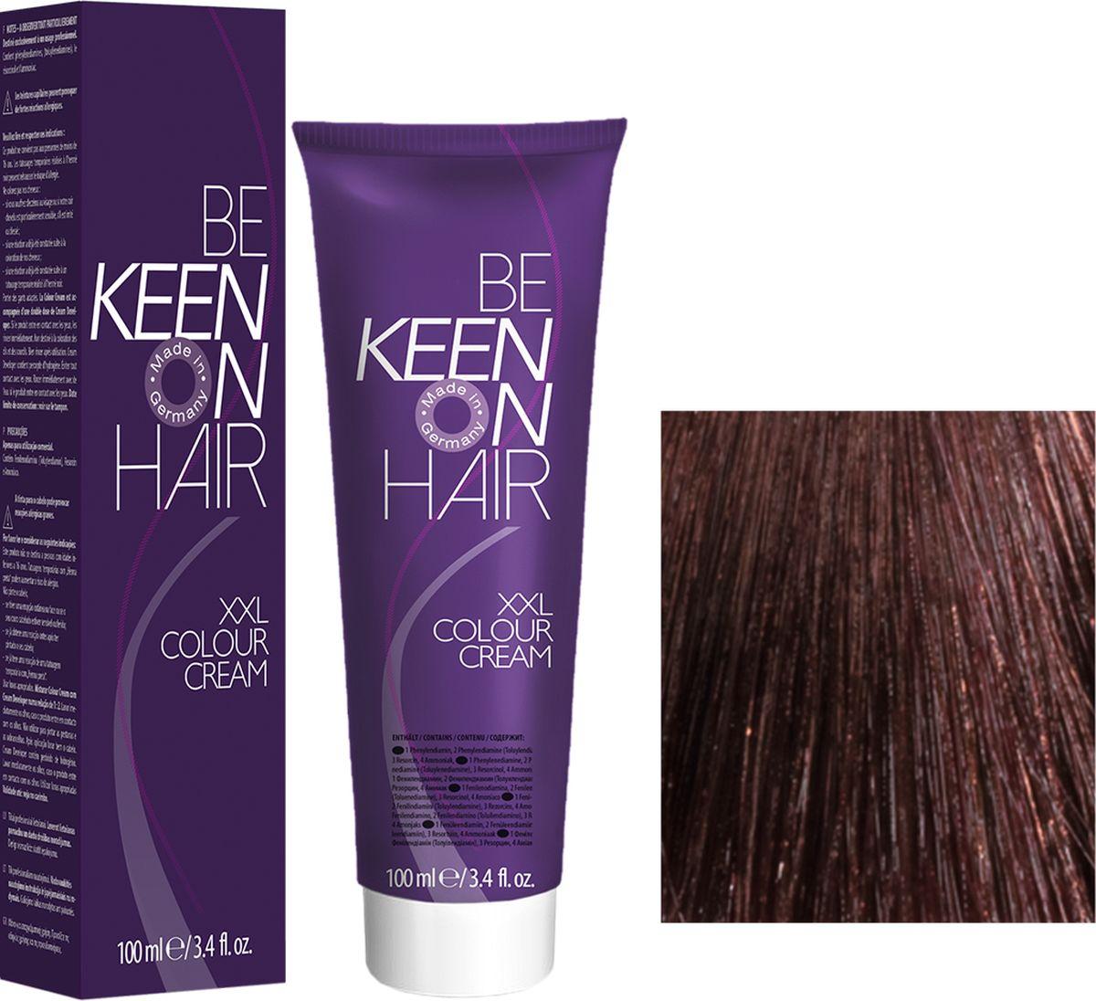 Keen Краска для волос 6.6 Баклажан Aubergine, 100 мл69100047Модные оттенкиБолее 100 оттенков для креативной комбинации цветов.ЭкономичностьПри использовании тюбика 100 мл вы получаете оптимальное соотношение цены и качества!УходМолочный белок поддерживает структуру волоса во время окрашивания и придает волосам блеск и шелковистость. Протеины хорошо встраиваются в волосы и снабжают их влагой.