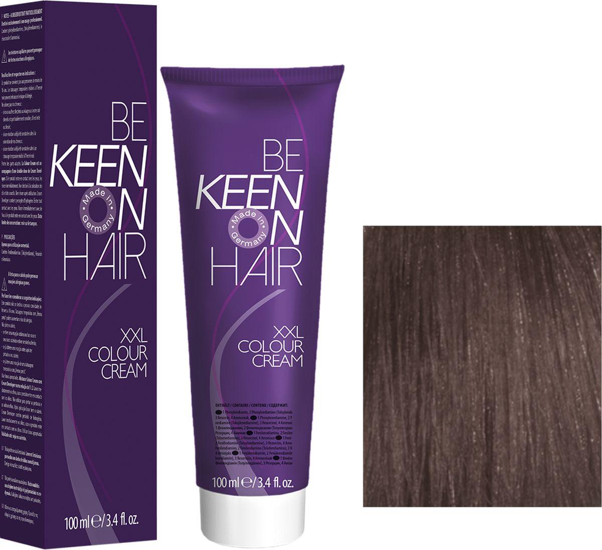 Keen Краска для волос 7.1 Натуральный пепельный блондин Mittelblond Asch, 100 мл69100055Модные оттенкиБолее 100 оттенков для креативной комбинации цветов.ЭкономичностьПри использовании тюбика 100 мл вы получаете оптимальное соотношение цены и качества!УходМолочный белок поддерживает структуру волоса во время окрашивания и придает волосам блеск и шелковистость. Протеины хорошо встраиваются в волосы и снабжают их влагой.