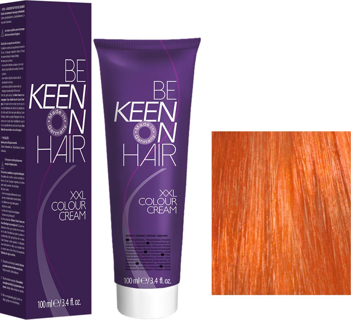 Keen Краска для волос 7.43 Натуральный медно-золотистый блондин Mittelblond Kupfer-Gold, 100 мл69100059Модные оттенкиБолее 100 оттенков для креативной комбинации цветов.ЭкономичностьПри использовании тюбика 100 мл вы получаете оптимальное соотношение цены и качества!УходМолочный белок поддерживает структуру волоса во время окрашивания и придает волосам блеск и шелковистость. Протеины хорошо встраиваются в волосы и снабжают их влагой.