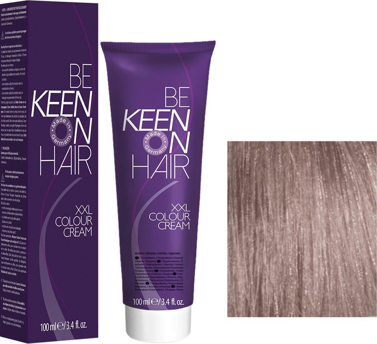 Keen Краска для волос 9.1 Светло-пепельный блондин Hellblond Asch, 100 мл69100087Модные оттенкиБолее 100 оттенков для креативной комбинации цветов.ЭкономичностьПри использовании тюбика 100 мл вы получаете оптимальное соотношение цены и качества!УходМолочный белок поддерживает структуру волоса во время окрашивания и придает волосам блеск и шелковистость. Протеины хорошо встраиваются в волосы и снабжают их влагой.