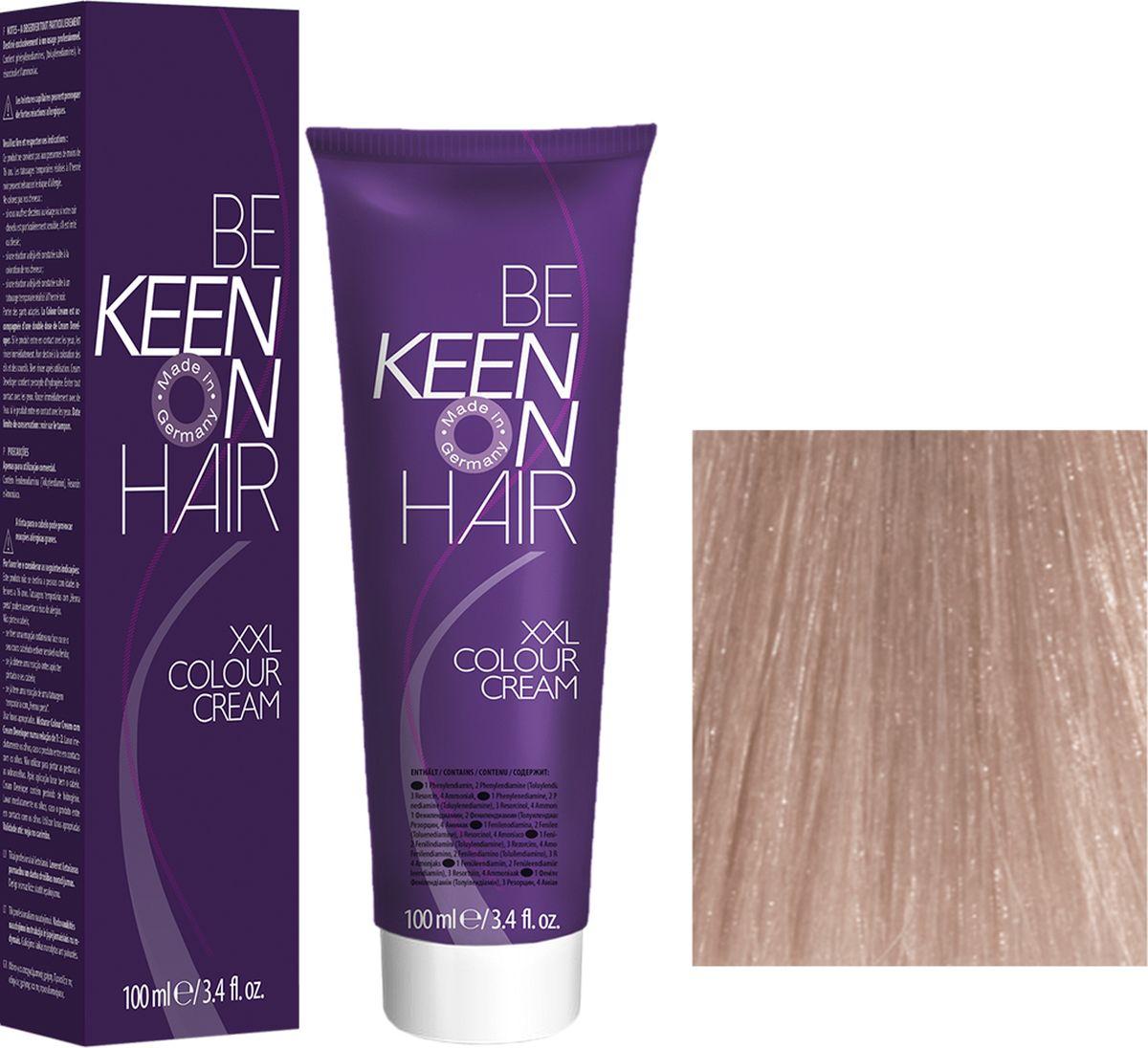 Keen Краска для волос 12.65 Платиновый фиолетово-красный блондин Platinblond Violett-Rot, 100 млA9493100Модные оттенкиБолее 100 оттенков для креативной комбинации цветов.ЭкономичностьПри использовании тюбика 100 мл вы получаете оптимальное соотношение цены и качества!УходМолочный белок поддерживает структуру волоса во время окрашивания и придает волосам блеск и шелковистость. Протеины хорошо встраиваются в волосы и снабжают их влагой.