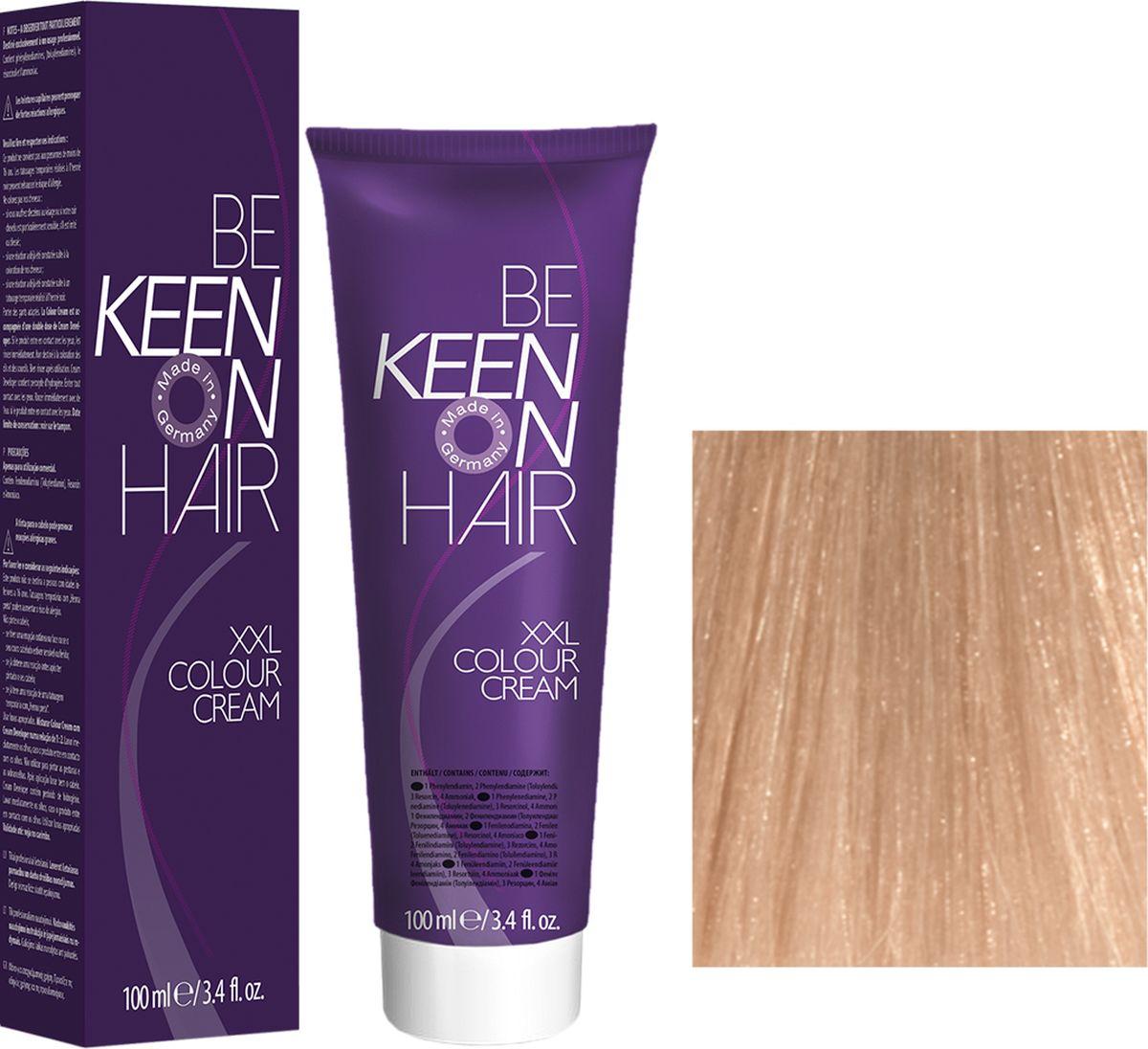 Keen Краска для волос 12.70 Платиново-коричневый блондин Platinblond Braun, 100 мл69100110Модные оттенкиБолее 100 оттенков для креативной комбинации цветов.ЭкономичностьПри использовании тюбика 100 мл вы получаете оптимальное соотношение цены и качества!УходМолочный белок поддерживает структуру волоса во время окрашивания и придает волосам блеск и шелковистость. Протеины хорошо встраиваются в волосы и снабжают их влагой.
