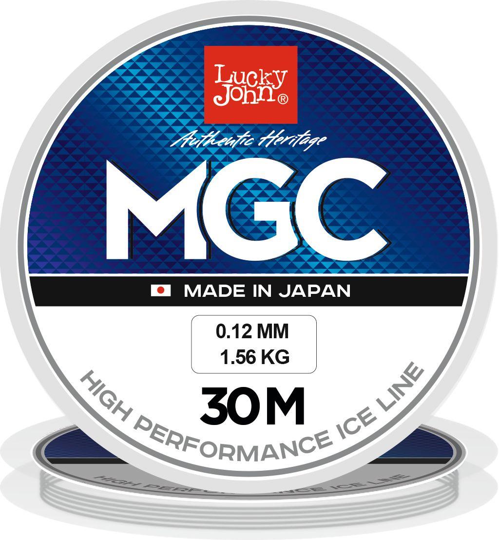 Леска зимняя Lucky John MGC, моно, 030/012LJ4000-012Современная монофильная леска. Изготовленна в Японии с использованием самого высококачественного сырья и новейших технологий, она не теряет свою прочность и эластичность даже при 50-ти градусном морозе.