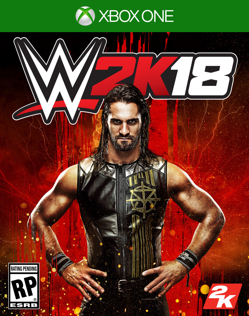 WWE 2K18 (Xbox One) wwe 2k16 [ps4]
