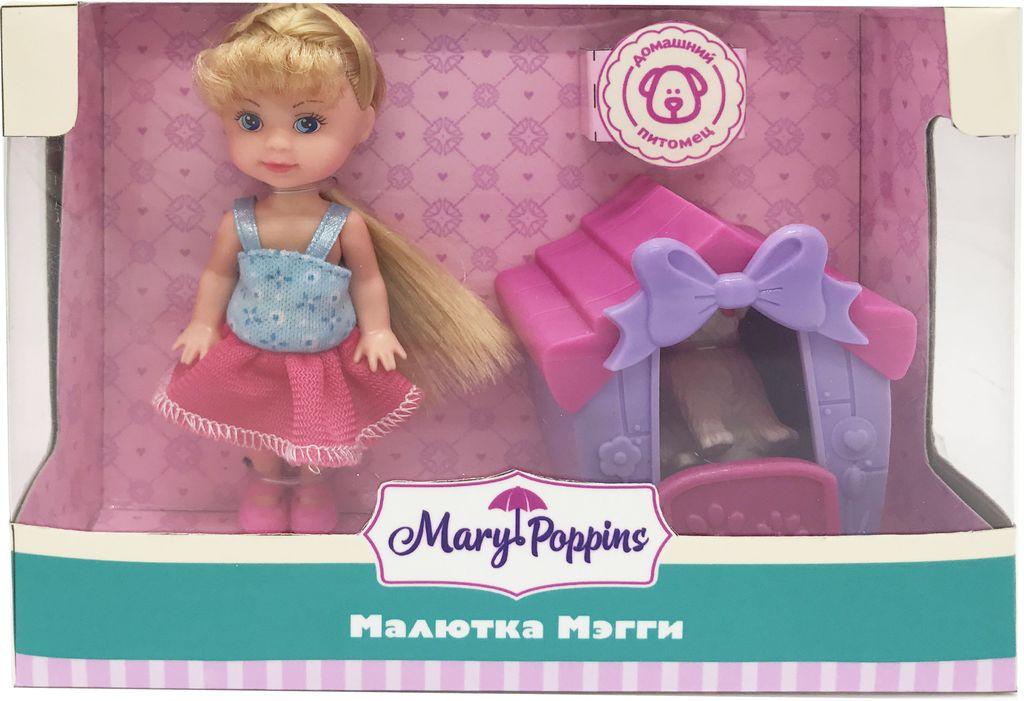 Mary Poppins Игровой набор Дом для питомца кукла мэгги