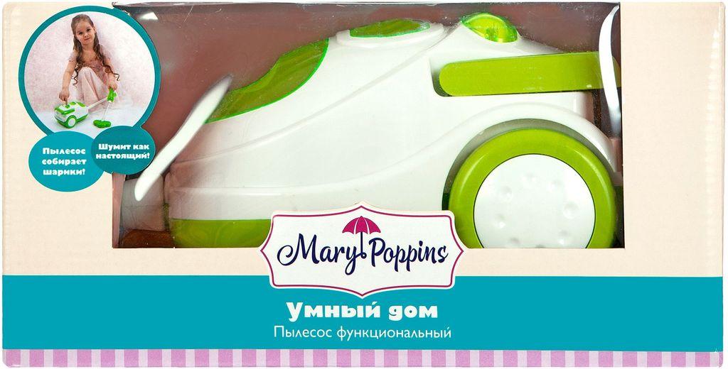Mary Poppins Пылесос Умный дом - Сюжетно-ролевые игрушки