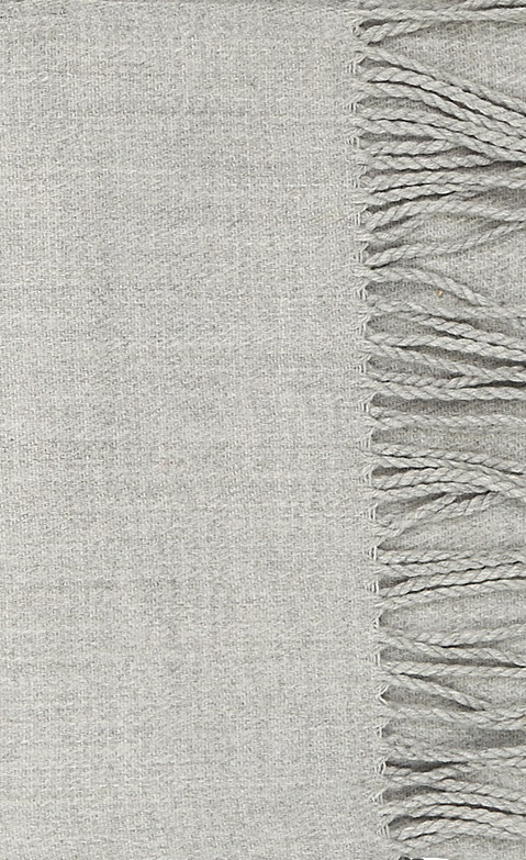Палантин женский Laura Milano, цвет:  серый.  TF-11702-67.  Размер 70 см х 180 см Laura Milano