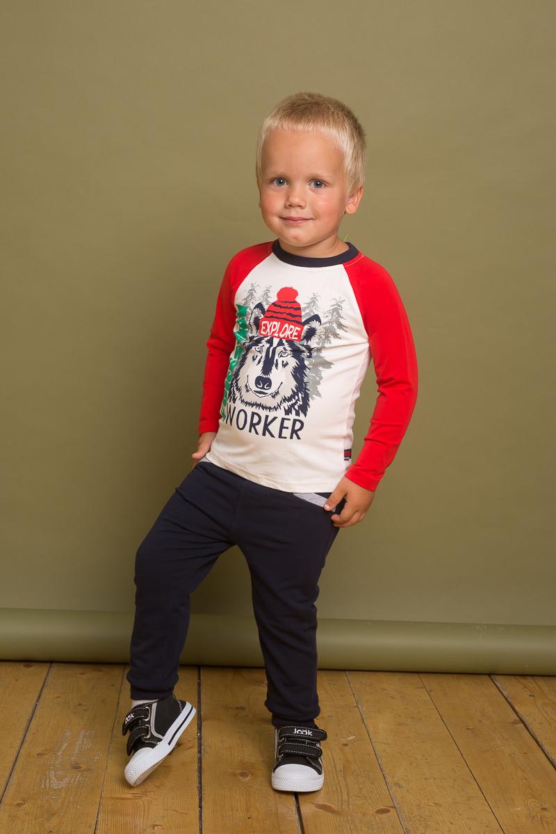 Брюки спортивные для мальчика Sweet Berry Baby, цвет: темно-серый. 731007. Размер 80731007Трикотажные брюки для мальчика декорированные контрастной отделкой, низ брючин собран на мягкие манжеты. Пояс-резинка дополнен шнуром для регулирования объема по талии.