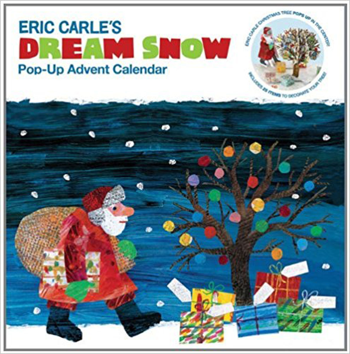 Dream Snow: Pop-Up Advent Calendar the very hungry caterpillar a pull out pop up