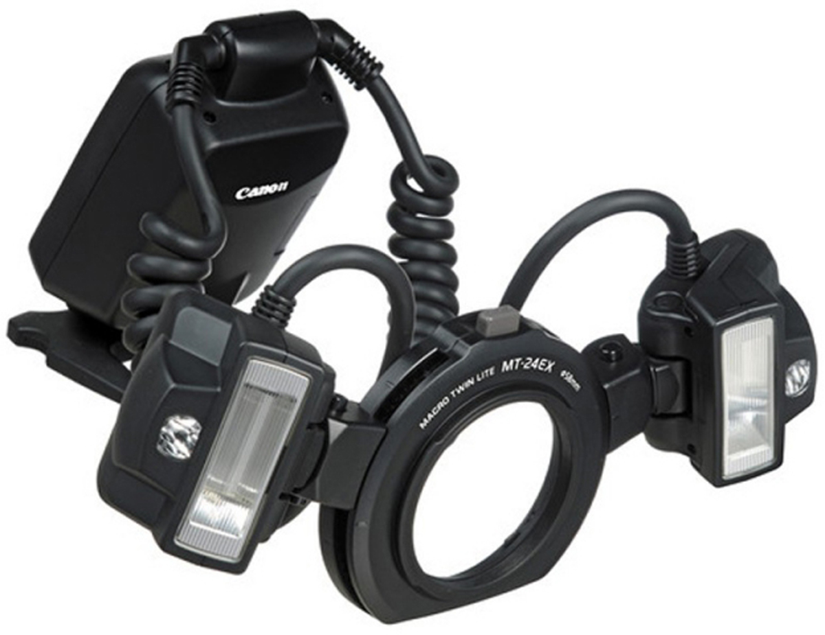 Canon Macro Twin Lite MT-24 EX вспышка2357A003
