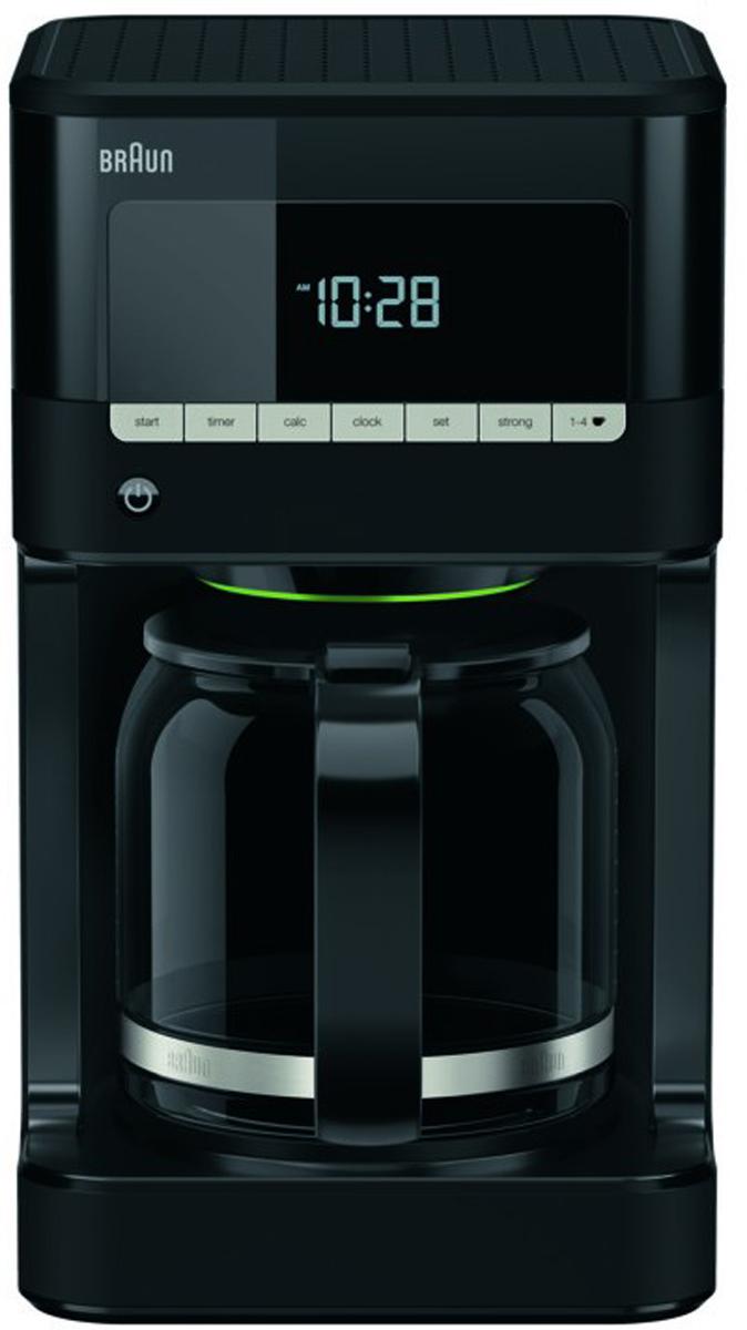 Braun KF7020, Black капельная кофеваркаKF7020