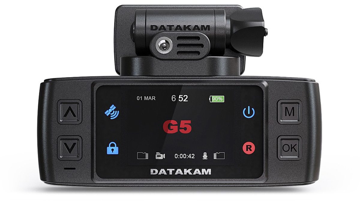Datakam G5-Real Max BF Limited, Blackвидеорегистратор Datakam