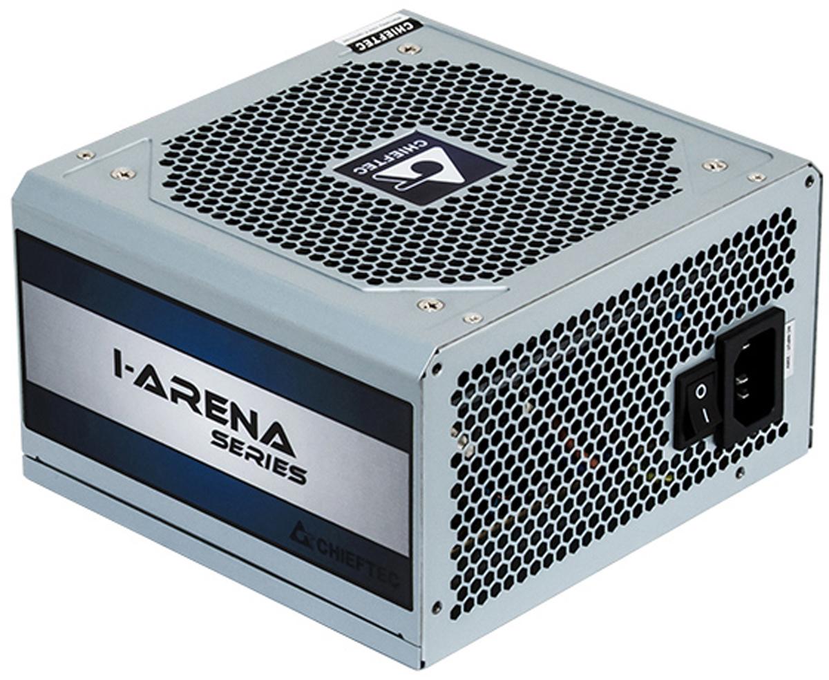 Chieftec GPC-500S блок питания для компьютера chieftec eco gpe 500s 500вт