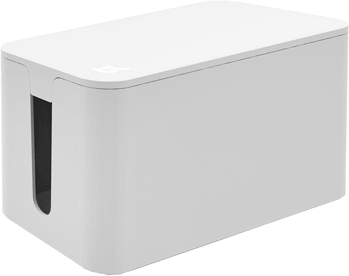 Bluelounge CableBox CB-01-WH, White бокс для проводовCB-01-WH