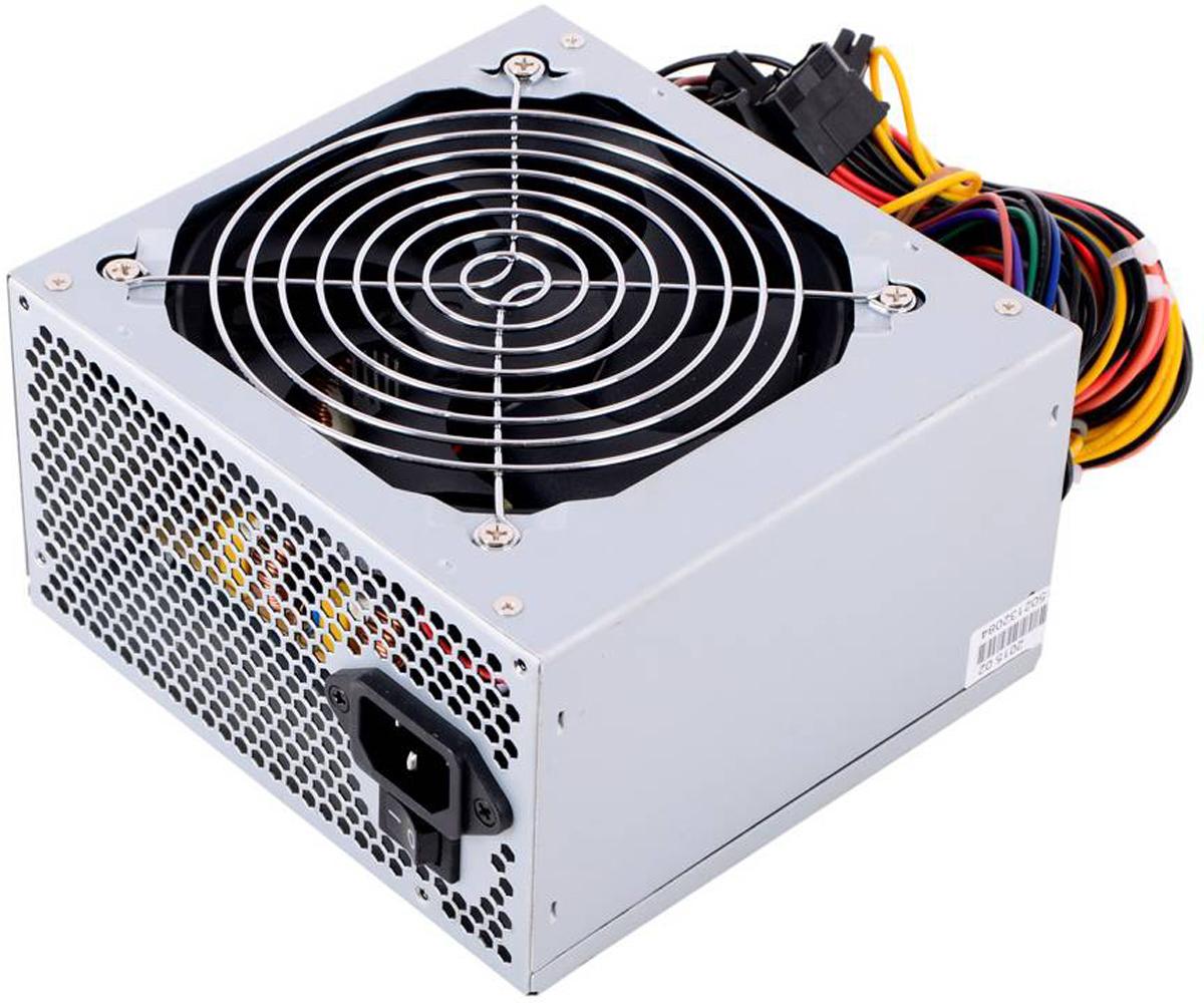 3Cott 3C-ATX450W блок питания компьютера3648643Cott 3C-ATX450W - отличная модель, которая обеспечит должным уровнем энергии любой среднестатистический компьютер и будет способствовать нормальному функционированию системы. Ведь недостаток мощности, как известно, может привести к некорректной работе комплектующих.Должный уровень охлаждения обеспечит мощный вентилятор. Что интересно - интенсивность его работы будет напрямую зависеть от температуры как внутри корпуса, так и за его пределами. Таким образом, экономится электроэнергия и повышается срок службы БП.Качественный блок питания - залог долгих лет службы вашего ПК.