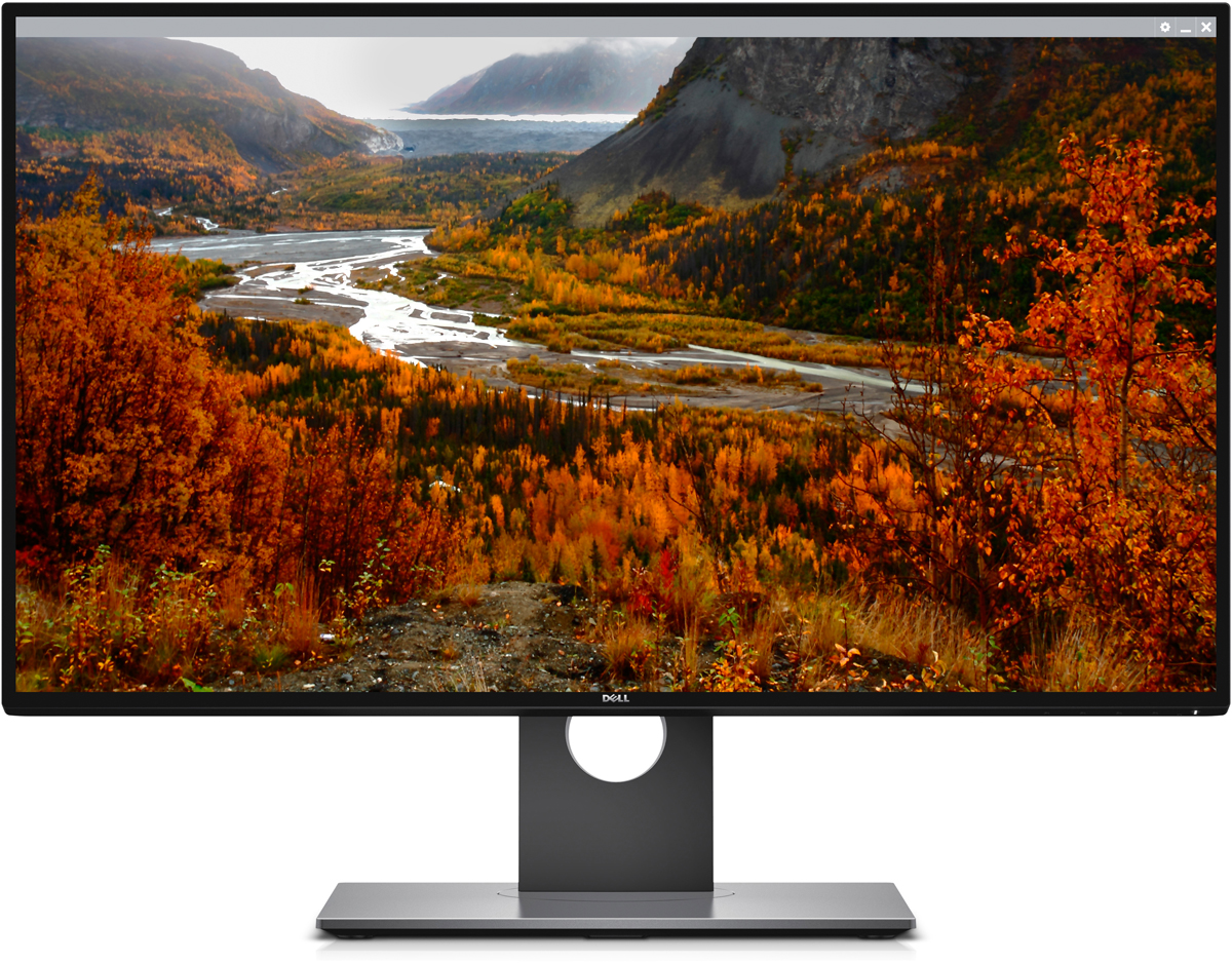 Dell UltraSharp U2717D, Black монитор717D-4220Монитор Dell 27 UltraSharp U2717D черный IPS LED 16:9 HDMI DisplayPort Mat HAS Pivot 350cd USB