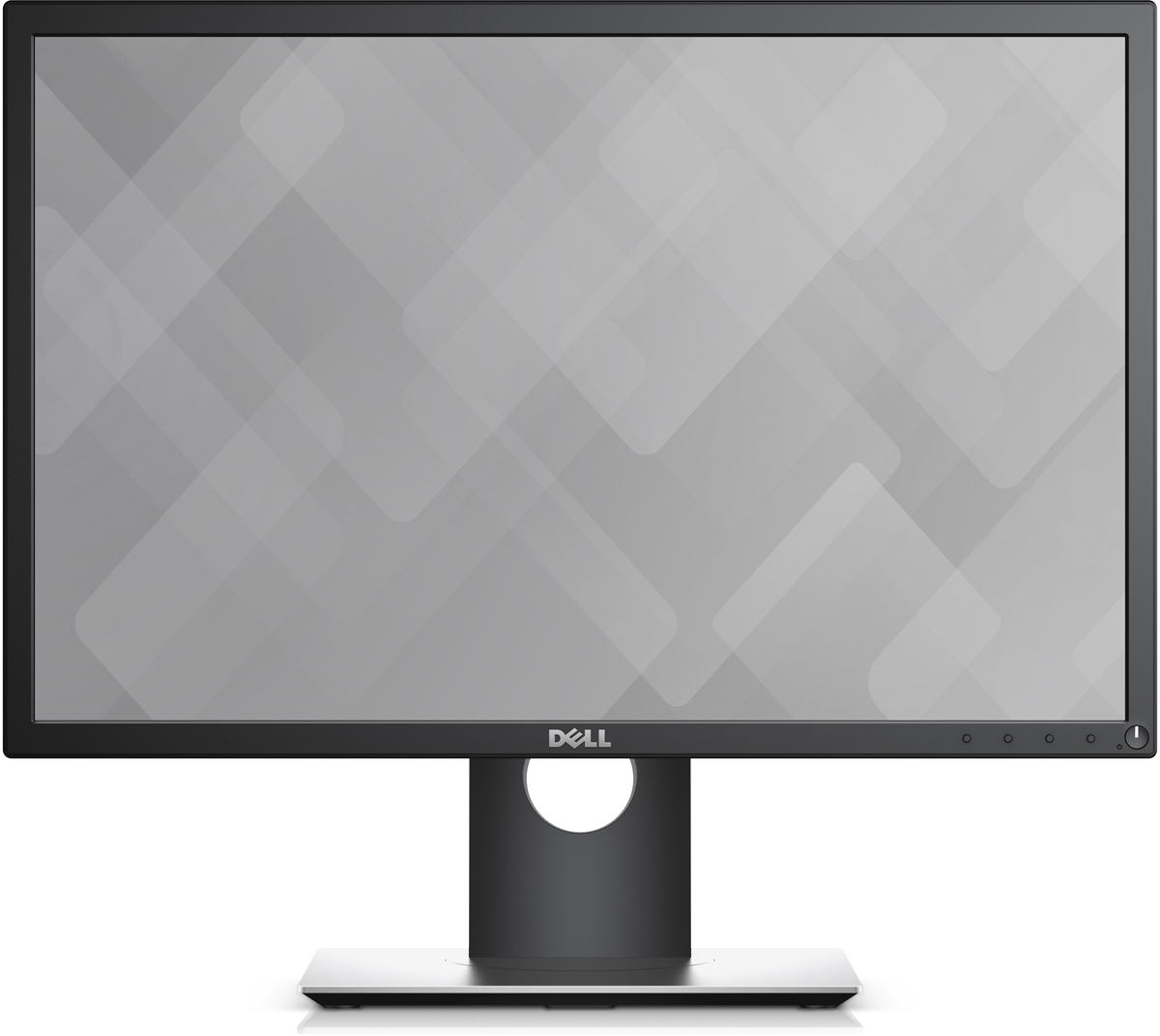 Dell P2217, Black монитор2217-4541Монитор Dell 22 P2217 черный TN+film LED 5ms 16:10 HDMI DisplayPort Mat HAS 250cd USB