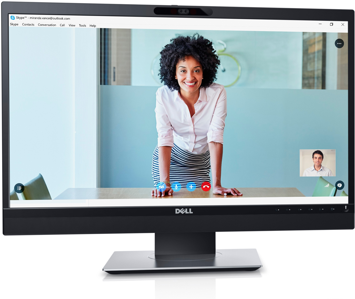 Dell P2418HZ, Black монитор цены онлайн