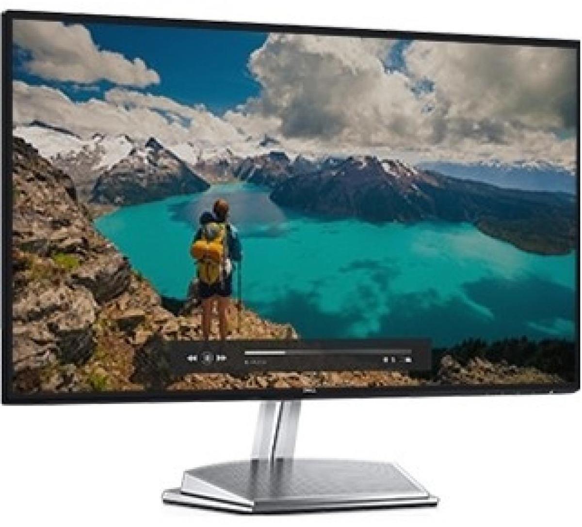 Dell S2718H, Black монитор2718-6691Монитор Dell 27 S2718H черный IPS 16:9 HDMI M/M PS 250cd
