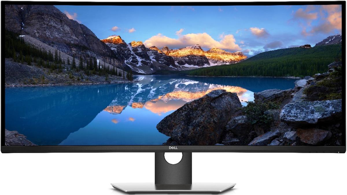 Dell U3818DW, Black монитор dell p2317h black монитор