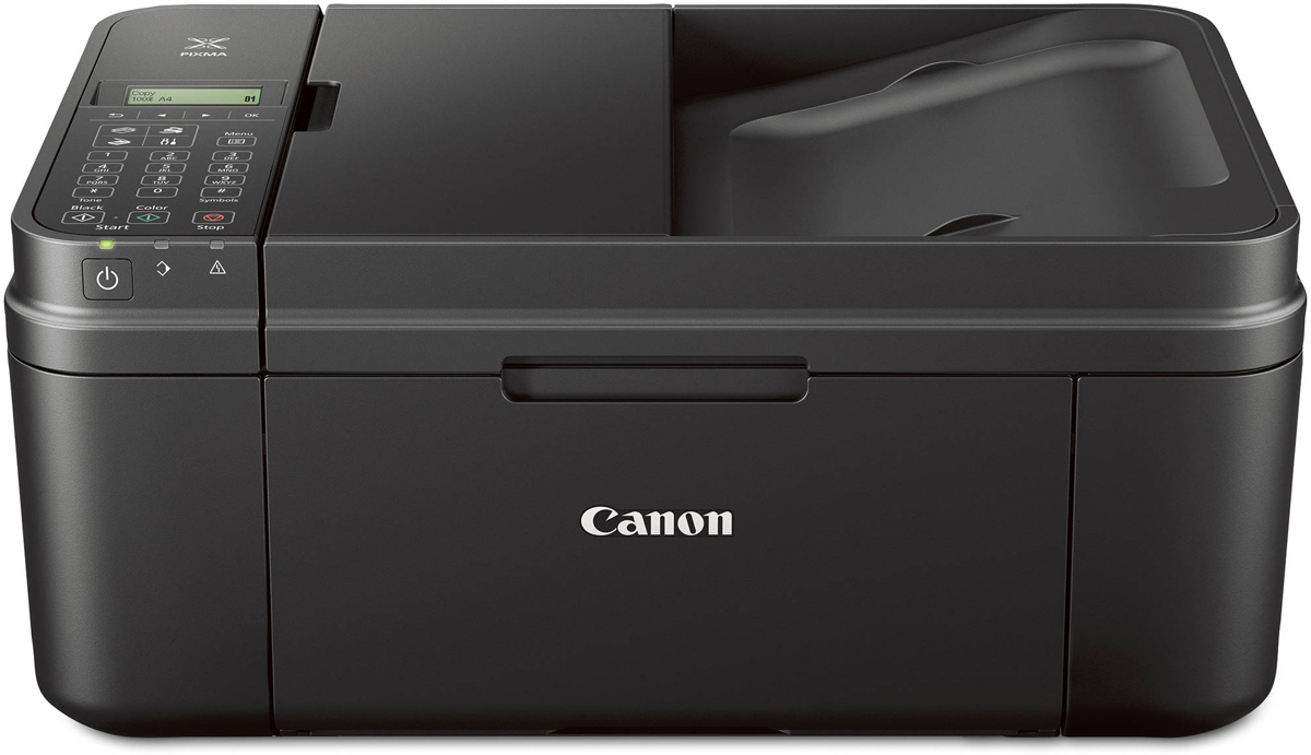 Canon Pixma MX494, Black МФУ0013C007МФУ Canon Pixma MX494 цветное A4 9ppm 4800x1200 USB