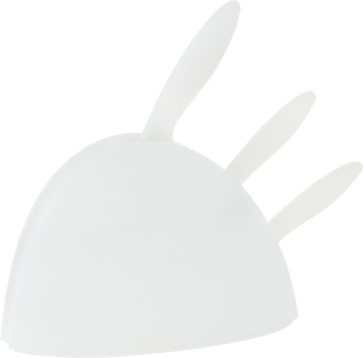 Набор ножей Queen Ruby, на подставке, 4 предмета. QR-6100QR-6100Набор Queen Ruby состоит из поварского ножа, универсального ножа, ножа для чистки и подставки. Лезвия ножей выполнены из высококачественной нержавеющей стали. Эргономичные рукоятки из пластика.Ножи размещаются в стильной пластиковой подставке.Предметы набора можно мыть в посудомоечной машине.Набор ножей Queen Ruby порадует любую хозяйку, ведь готовить теперь станет еще проще и приятнее.Длина лезвия поварского ножа: 14 см.Общая длина поварского ножа: 27 см.Длина лезвия универсального ножа: 12 см.Общая длина универсального ножа: 23 см.Длина лезвия ножа для чистки: 9 см.Общая длина ножа для чистки: 20 см.Размеры подставки: 25 х 8 х 16 см.