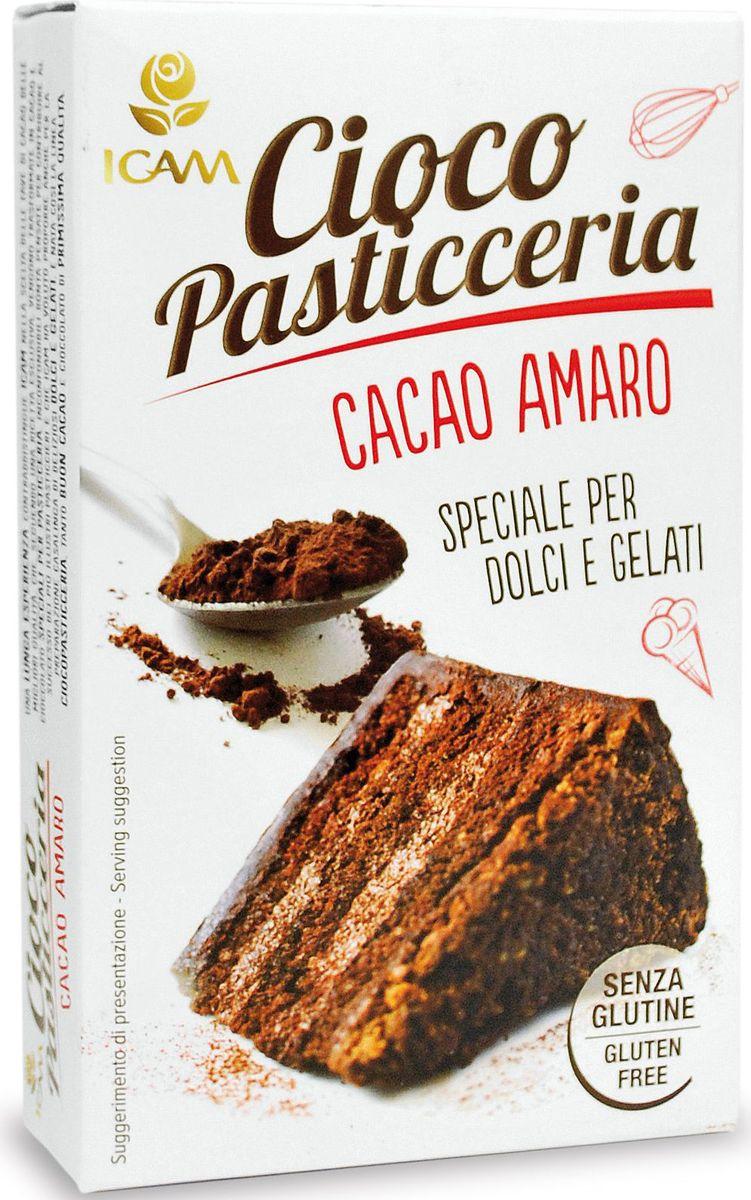 Icam какао-порошок, 75 гК4131Какао-порошок для приготовления выпечки и напитков.