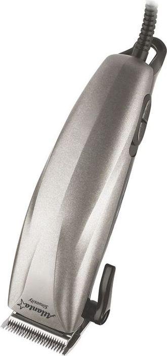 Atlanta ATH-856, Gray машинка для стрижки77.858@25907Полный парикмахерский комплектУдобная нескользящая ручка со специальной накладкойВозможность регулировки ножейЧетыре насадки для создания причесок разной длиныПрецизионные ножи из стали высокой прочностиМощность 9 Вт230 В, 50-60 Гц18.5 x 6.2 x 5 см