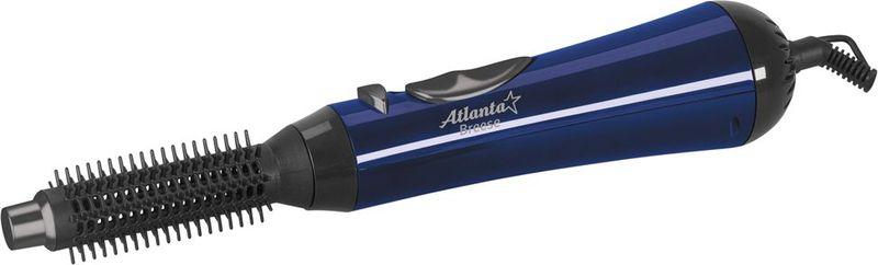 Atlanta ATH-885, Darkblue фен77.858@21521Фен Atlanta ATH-885 имеет эргономичный дизайн и защиту от перегрева.Два уровня интенсивности сушки.Шнур с зашитой от выкручивания.Изделие сертифицировано Госстандартом РФ. Соответствует европейским нормам безопасности.