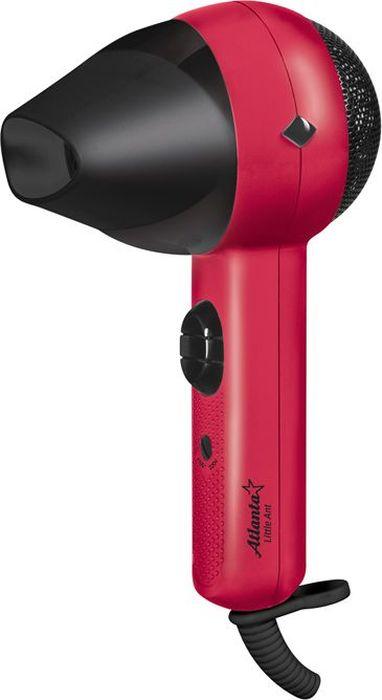 Atlanta ATH-6781, фен77.858@22558Фен Atlanta ATH-6781 обеспечивает мощный воздушный поток и быструю сушку волос. Сбалансированная система контроля температуры и силы воздушного потока устанавливает оптимальный режим сушки и исключает потерю протеина волос вследствие перегрева. Фен имеет два уровня интенсивности сушки. Прибор оснащен специальным механизмом отключения в случае перегрева и дополнительным плавким предохранителем на случай ошибки системы.Прочная, удобная ручка имеет специальное противоскользящее покрытие. Фен занимает мало места при хранении, а также очень удобен дороге.