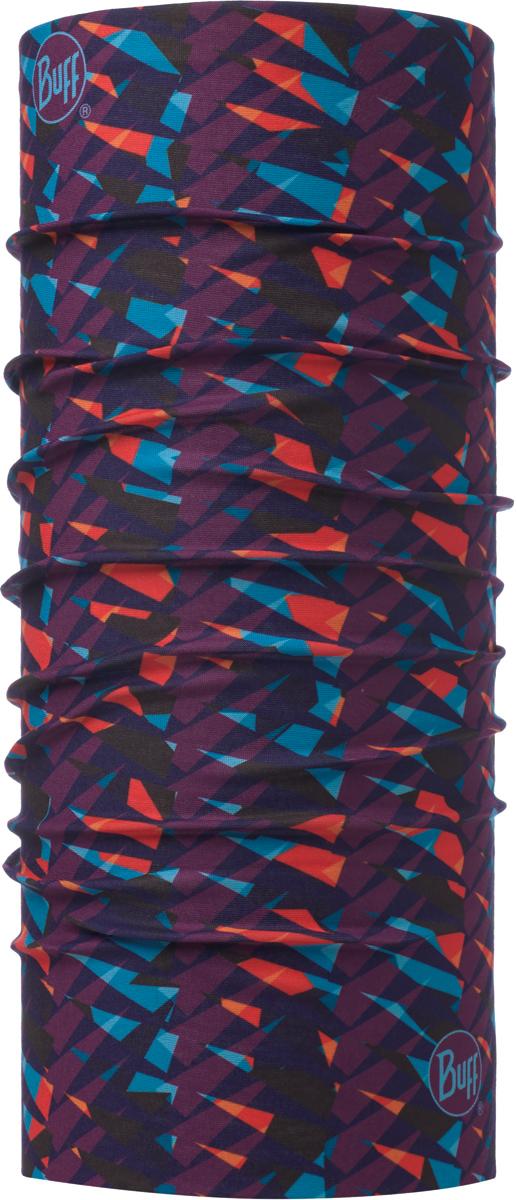 Бандана Buff Original, цвет: бордовый. 115192.555.10.00. Размер универсальный115192.555.10.00Бандана Buff Original - это оригинальный, мультифункциональный, бесшовный головной убор - удобный и комфортный для любого вида активного отдыха и спорта. Оригинальный, потому что Buff был и является первым в мире брендом мультифункциональных, бесшовных и универсальных головных уборов. Мультифункциональный, потому что их можно носить самыми разными способами: как шарф, как шапку, как балаклаву, косынку, бандану, маску, напульсник и многими другими - решает Ваша фантазия! Универсальный головной убор, который можно носить более чем двенадцатью способами, который можно использовать при занятии любым видом спорта, езде на велосипеде и мотоцикле, катаясь или бегая на лыжах, и даже как аксессуар в городской одежде. Бесшовный, благодаря эластичности, позволяющей использовать эти головные уборы как угодно и не беспокоиться о том, что кожа может быть натерта или раздражена швами.