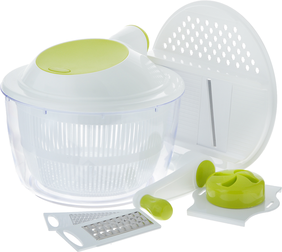 Овощерезка As Seen On TV Salad Marker Set. FM-4010 овощерезка salad gourmet bradex