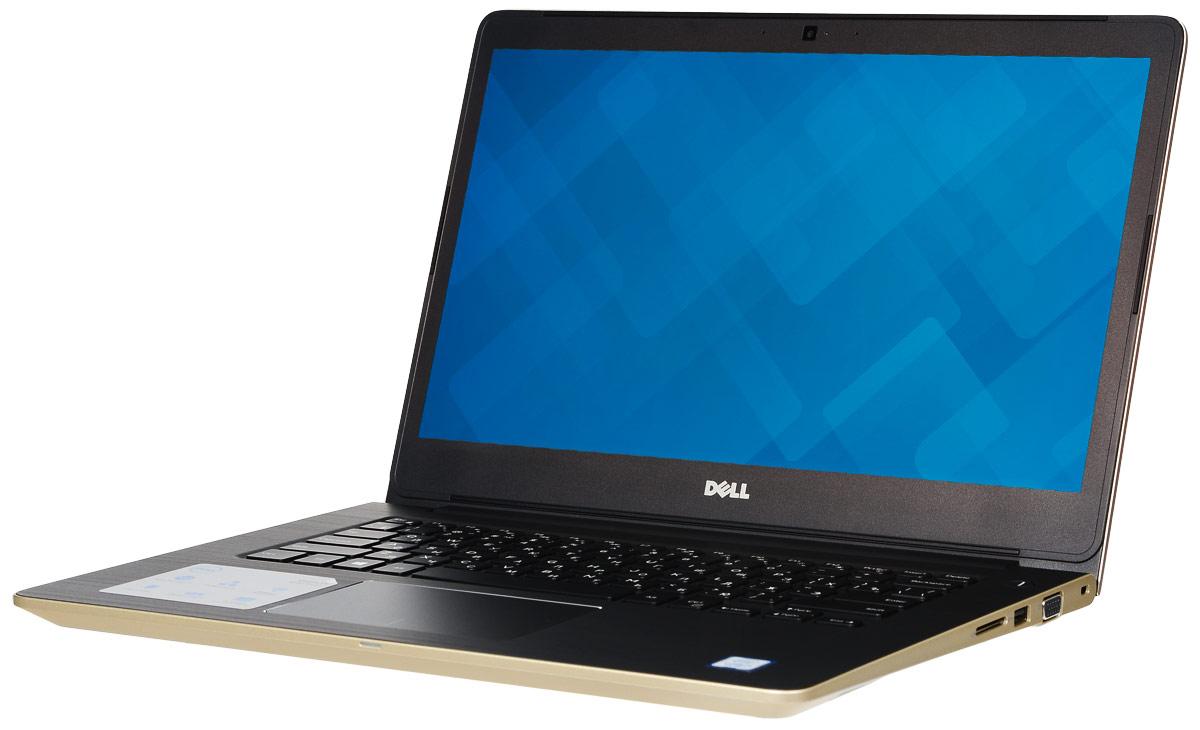 Dell Vostro 5468-9033, Gold - Ноутбуки