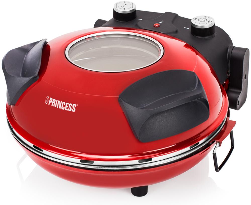 Princess 115003, Red пицца мейкер