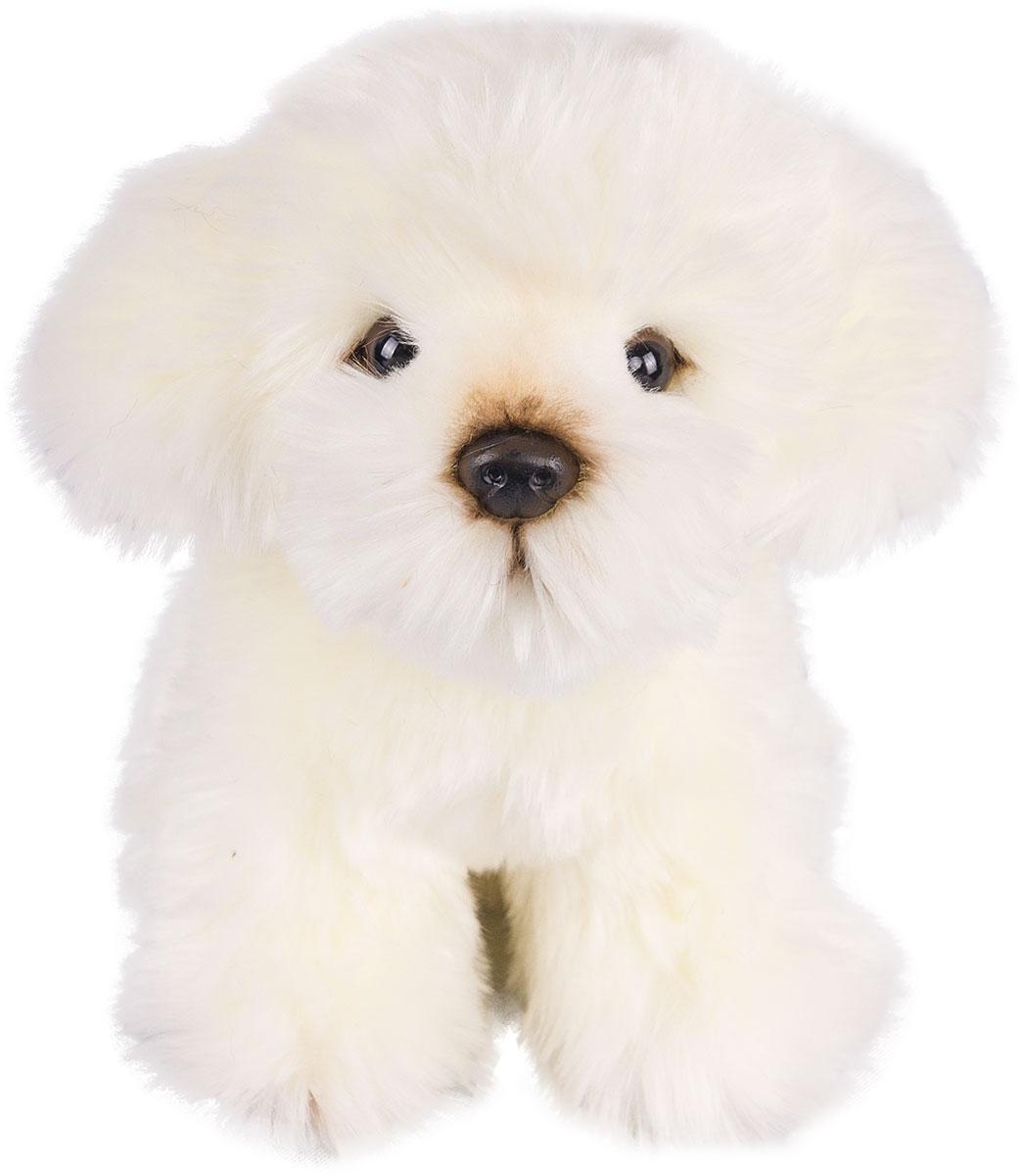 Gulliver Мягкая игрушка Щенок болонки 18 см orange 7654 15 мягкая игрушка щенок рекс 15 см