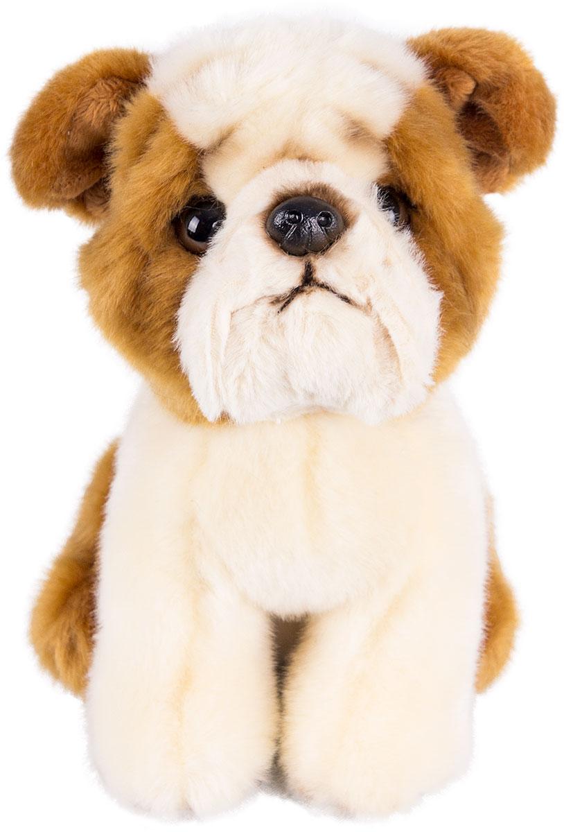 Gulliver Мягкая игрушка Щенок бульдога 18 см gulliver gulliver мягкая игрушка перевертыш мишка собака 35 см