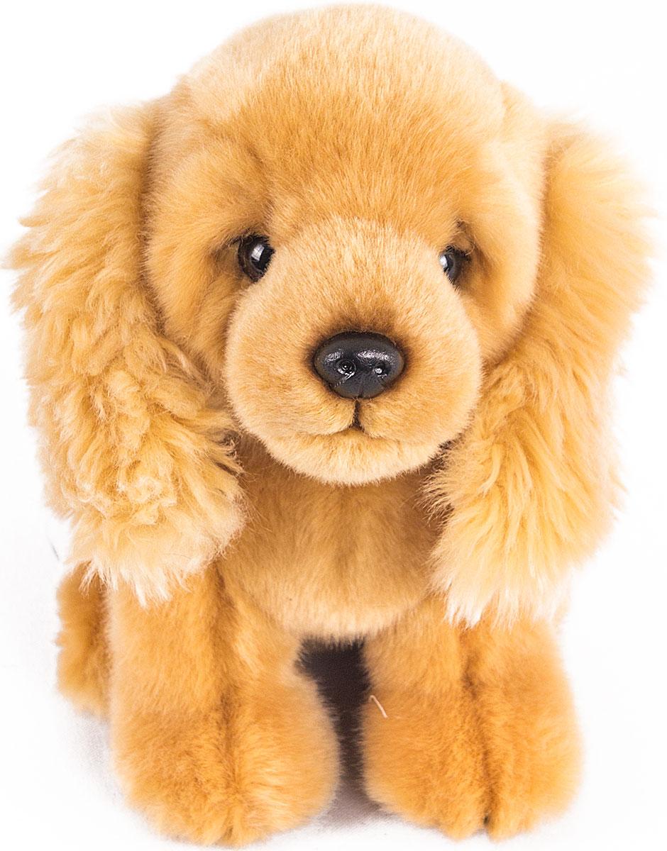 Gulliver Мягкая игрушка Щенок спаниеля 18 см хочу щенка русского спаниеля