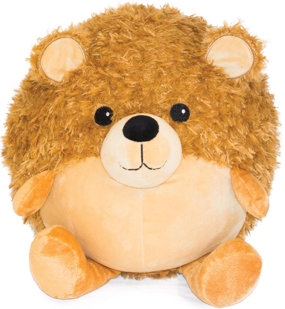 Gulliver Мягкая игрушка Мишутка Пуффи 30 см gulliver мягкая игрушка мишутка хал 20 см