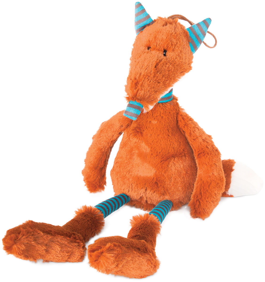 Gulliver Мягкая игрушка Лис Фокси 38 см - Мягкие игрушки