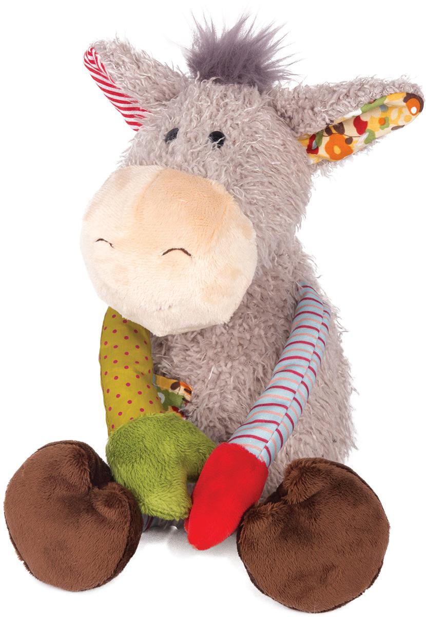 Gulliver Мягкая игрушка Ослик Веня 22 см