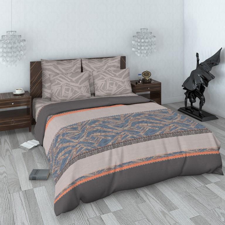 Комплект белья Василиса, 2-спальный, наволочки 70x70. 160190160190Комплекты постельного белья Василиса коллекции Люкс (из сатина, 100% хлопок) - это российский продукт высочайшего качества ткани, с полноценной евро-простыней и дизайнерскими расцветками. Бесшовное. Ткань очень приятна на ощупь, блестящая и плотная. Сатиновое постельное белье долговечно и выдерживает большое число стирок. Не пилингуется. Способ застегивания наволочки - клапан, пододеяльника - отверстие без застежки по краю изделия с подвернутым краем.