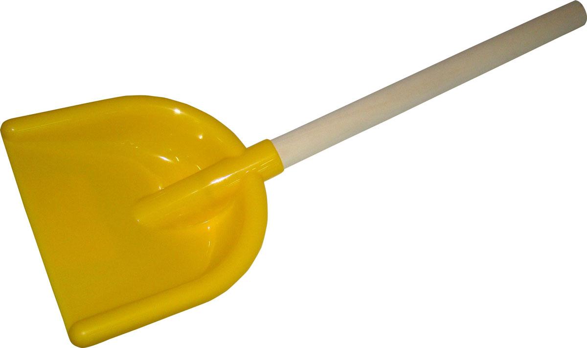 Полесье Лопата №15 цвет желтый