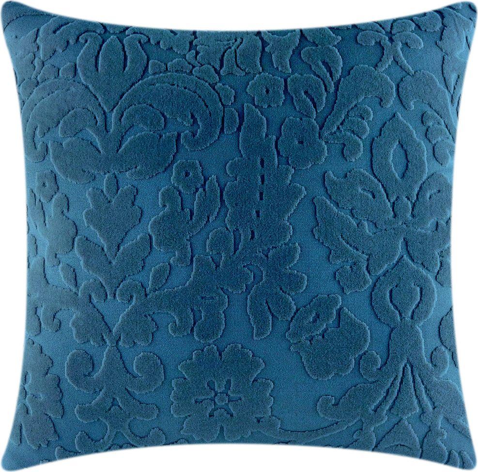 Чехол для подушки Медежда Челтон, цвет: морская волна1415051104000Чехол для подушки Медежда Челтон изготовлен из стрейчевого жаккарда. Элегантный выпуклый рисунок прекрасно подходит к интерьеру как в классическом, так и в современном стиле.