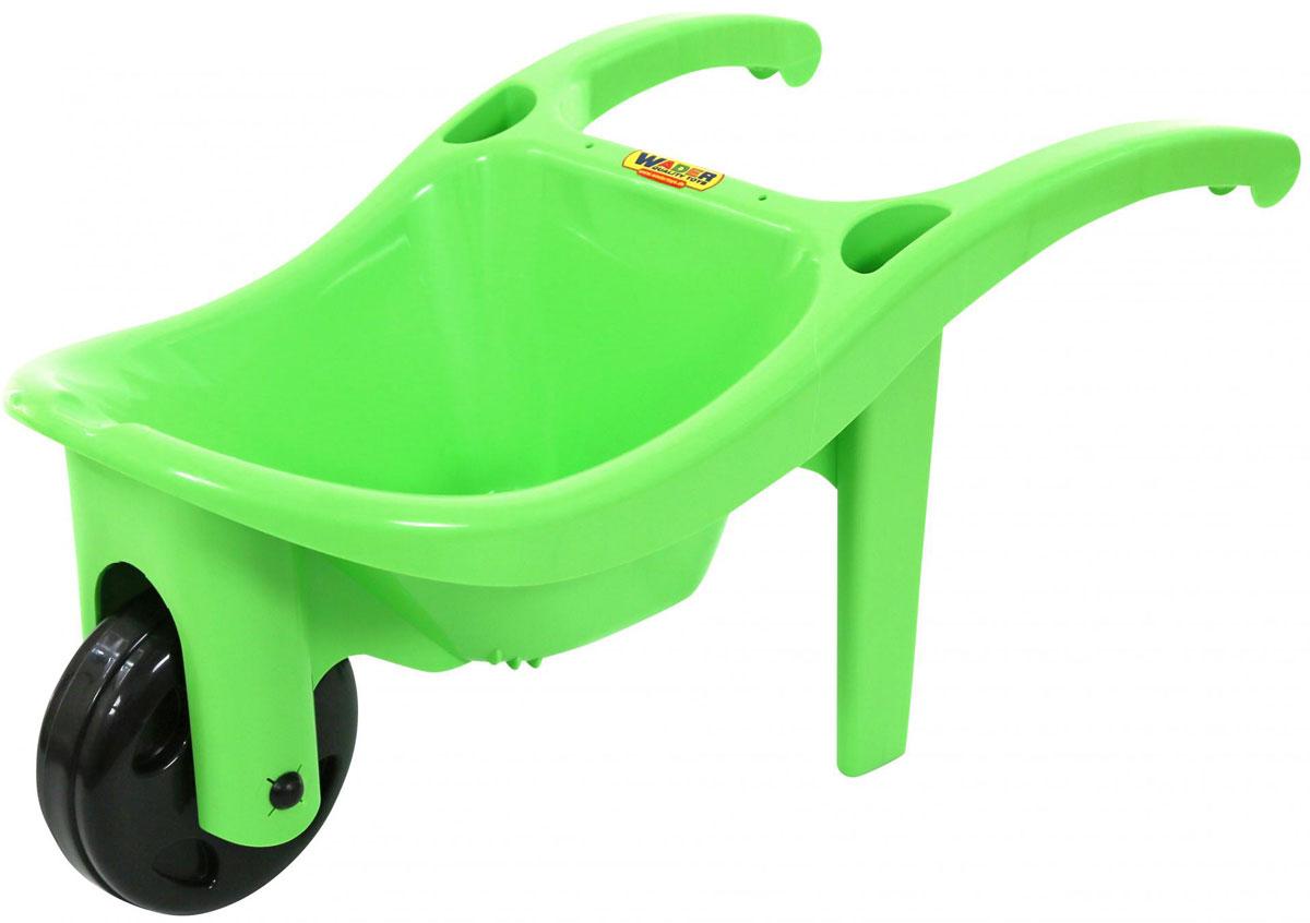 Полесье Игрушка для песочницы Тачка №3 цвет зеленый кроссовки женские demix magus print
