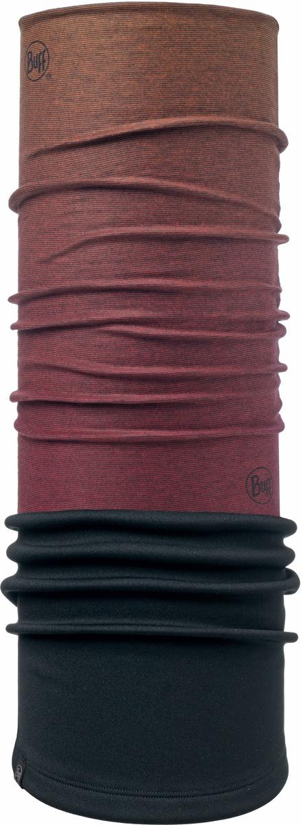 Бандана Buff Windproof, цвет: коричневый, черный. 115368.403.10.00. Размер универсальный115368.403.10.00Бандана Buff Windproof - это оригинальный, мультифункциональный, бесшовный головной убор - удобный и комфортный для любого вида активного отдыха и спорта. Оригинальный, потому что Buff был и является первым в мире брендом мультифункциональных, бесшовных и универсальных головных уборов. Мультифункциональный, потому что их можно носить самыми разными способами: как шарф, как шапку, как балаклаву, косынку, бандану, маску, напульсник и многими другими - решает Ваша фантазия! Универсальный головной убор, который можно носить более чем двенадцатью способами, который можно использовать при занятии любым видом спорта, езде на велосипеде и мотоцикле, катаясь или бегая на лыжах, и даже как аксессуар в городской одежде. Бесшовный, благодаря эластичности, позволяющей использовать эти головные уборы как угодно и не беспокоиться о том, что кожа может быть натерта или раздражена швами.