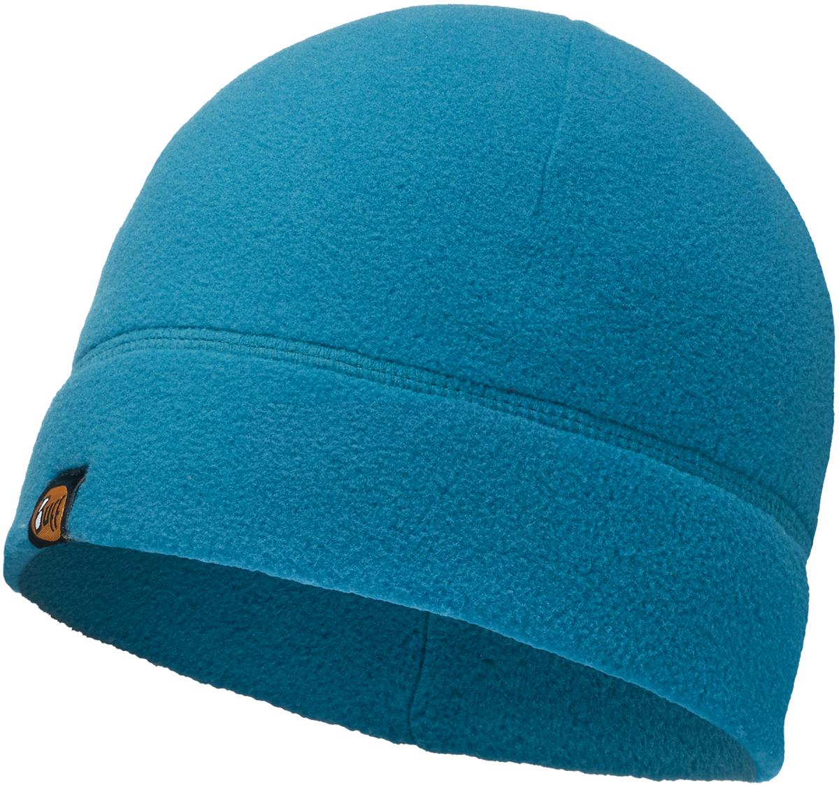 Шапка Buff Polar, цвет: бирюзовый. 110929.737.10.00. Размер универсальный - Зимняя рыбалка